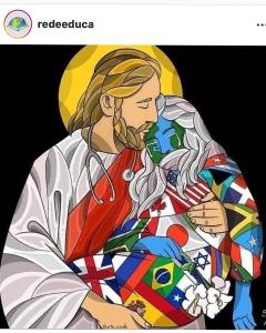 Bild jag såg på Redeeduca på Instagram